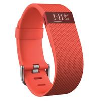 Fitbit wearable: Charge HR - Oranje