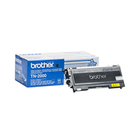 Brother toner: TN2000 - Zwart