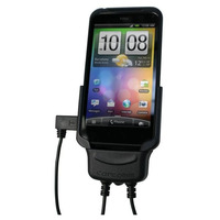 Carcomm houder: CMPC-708 Mobile Smartphone Cradle HTC Incredible S - Zwart