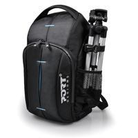 PORT DESIGNS cameratas: HELSINKI Backpack mono-shoulder - Zwart