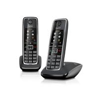 Gigaset C530 Duo Dect telefoon - Zwart, Zilver
