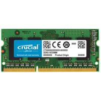 Crucial RAM-geheugen: 4GB DDR3-1600 SO-DIMM CL11