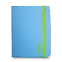 PORT DESIGNS tablet case: NOUMEA - Blauw, Groen