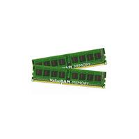 Kingston Technology RAM-geheugen: ValueRAM 16GB DDR3 1333MHz Kit