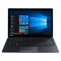 Toshiba Portégé laptop - Blauw