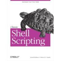 O'Reilly product: Classic Shell Scripting - EPUB formaat