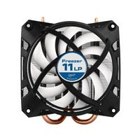 ARCTIC Hardware koeling: Freezer 11 LP Intel Low Profile CPU Cooler - Zwart