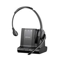 Plantronics headset: SAVI W710-M - Zwart