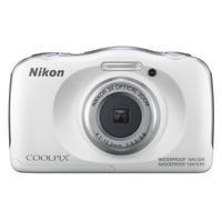 Nikon digitale camera: COOLPIX W100 - Wit