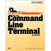 TidBITS Publishing algemene utilitie: TidBITS Publishing, Inc. Take Control of the Mac Command Line with Terminal - .....