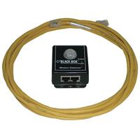 Black Box IR, 60°,3m, 80x36x60mm, Black Bewegingssensor - Zwart