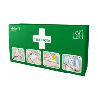 Cederroth product: Bloedstopper verband /pak