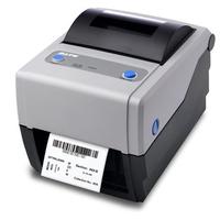 SATO CG408TT Labelprinter - Zwart, Grijs