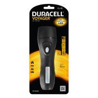 Duracell zaklantaarn: VOYAGER - Zwart
