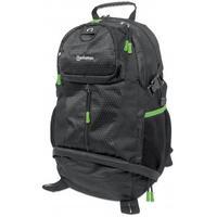 Manhattan rugzak: Trekpack - Zwart, Groen