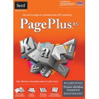 Serif PagePlus X5 - Nederlands / WIN