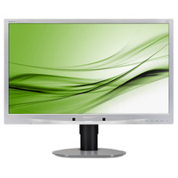 Philips B Line LCD-monitor, LED-achtergrondverlichting met PowerSensor Monitor - Zilver