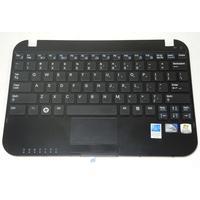 Samsung notebook reserve-onderdeel: Top Case, Black + Keyboard - Zwart
