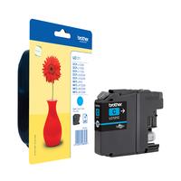Brother inktcartridge: Inktcartridge Cyaan