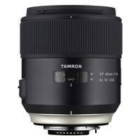 Tamron SP 45mm F/1.8 Di VC USD camera lens - Zwart