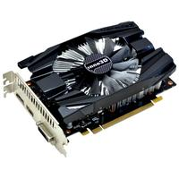 Inno3D videokaart: GeForce GTX1060 Compact X1, 1156 CUDA, 1506/1708 MHz, 3 GB GDDR5, 192-bit, DL DVI-D, HDMI 2.0b, DP .....