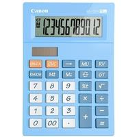 Canon calculator: AS-120V - Blauw