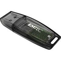Emtec USB flash drive: C410 8GB - Zwart