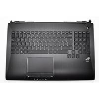 ASUS Keyboard, UK/English Notebook reserve-onderdeel - Zwart