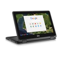 DELL laptop: Chromebook 3189 - Zwart