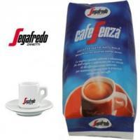 Segafredo koffie: Cafesenza Decaffeinato Cafeinevrij 8x1000 gram
