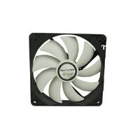 Gelid Solutions Silent 14 PWM Hardware koeling - Zwart, Wit