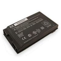 HP 6 cell, 3600mAh notebook reserve-onderdeel - Zwart