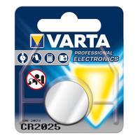 Varta batterij: -CR2025