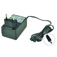 2-Power netvoeding: AC Adapter, 12V, 1.5A, 18W - Zwart