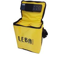 Leba Notebag Yellow, for 5 MacBooks Apple Laptoptas - Geel