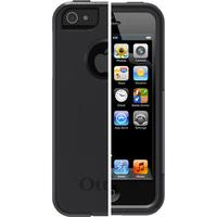 OtterBox mobile phone case: Commuter iPhone 5 - Zwart