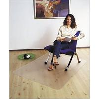 Floortex ClearTex Ultimat 119cm x 89cm bureaulegger - Transparant