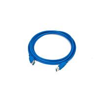 Gembird USB kabel: CCP-USB3-AMAF-6, USB 3.0, M/Fm, 1.8m - Blauw
