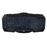 Tt eSPORTS toetsenbord: CHALLENGER Prime - Zwart