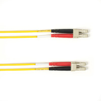 Black Box fiber optic kabel: LC–LC 1m