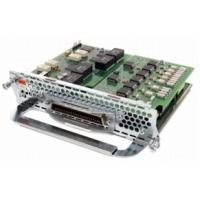 Cisco voice network module: 4-port BRI S/T digital voice/fax expansion module