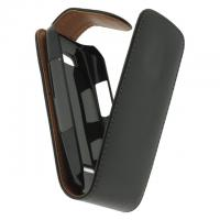 Xccess product: Flip Case Nokia Asha 305 Black