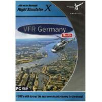 VFR, Germany 2 (North) (FS X Add-On) (DVD-Rom)