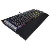 Corsair toetsenbord: K95 RGB PLATINUM - Zwart