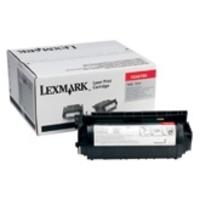 Lexmark cartridge: T620, T622 High Yield Print Cartridge - Zwart