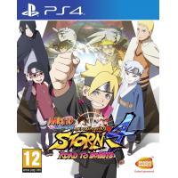 Namco Bandai Games game: Naruto Shippuden: Ultimate Ninja Storm 4 - Road to Boruto  PS4