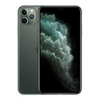 Apple iPhone 11 Pro Max 512GB Midnight Green Smartphone - Groen