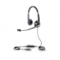 Jabra headset: UC Voice 550 MS Duo