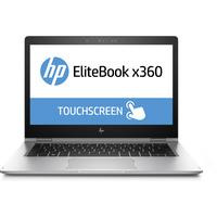 HP laptop: EliteBook x360 1030 13.3 inch i5-7200U  G2 - Zilver