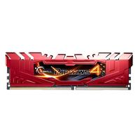 G.Skill RAM-geheugen: 8GB DDR4-2133 - Rood